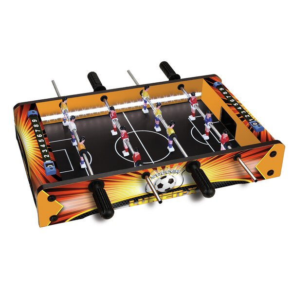 LED Lumen-X Table Top Soccer by Triumph Sports USA