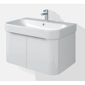 Happy D 18.75'' Single Wall Mounted Vanity Set