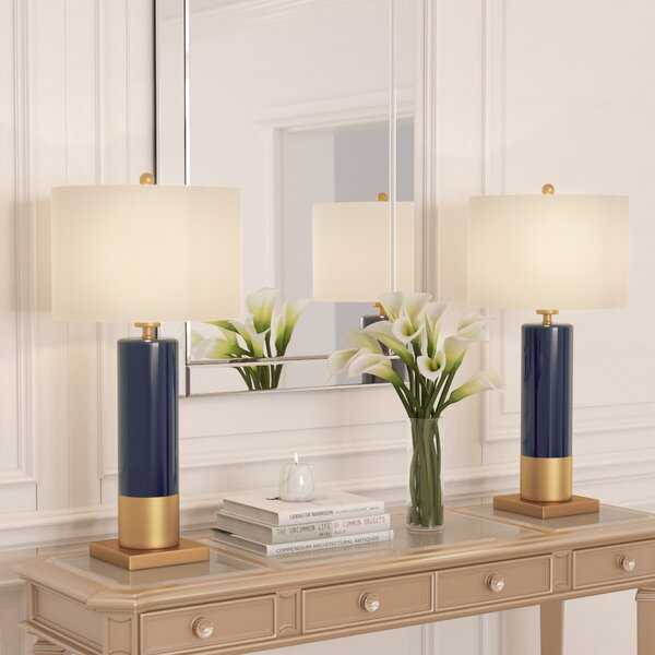 Palladium 31 Table Lamp (Set of 2) by Willa Arlo Interiors