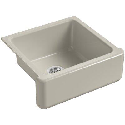 Bowl Sink Under Mount Single Tall Sandbar photo