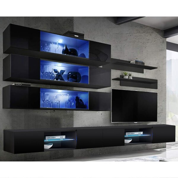 Levingston Floating Entertainment Center For TVs Up To 70