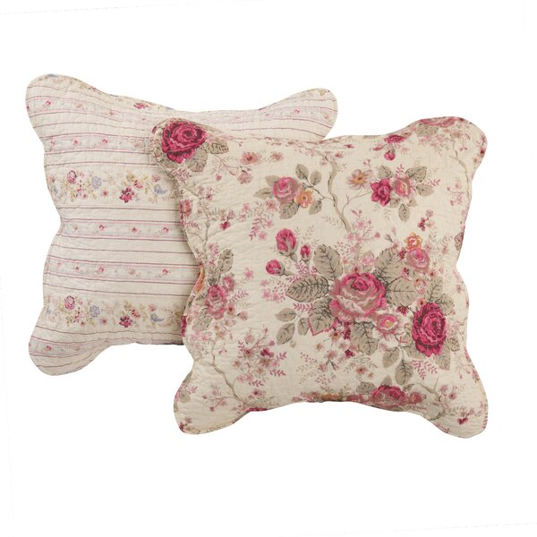 Abbigail Cotton Throw Pillow (Set of 2) by August Grove| @ $38.99