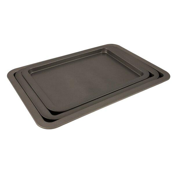 3 Piece Cookie Non-Stick Bakeware Set by Range Kleen