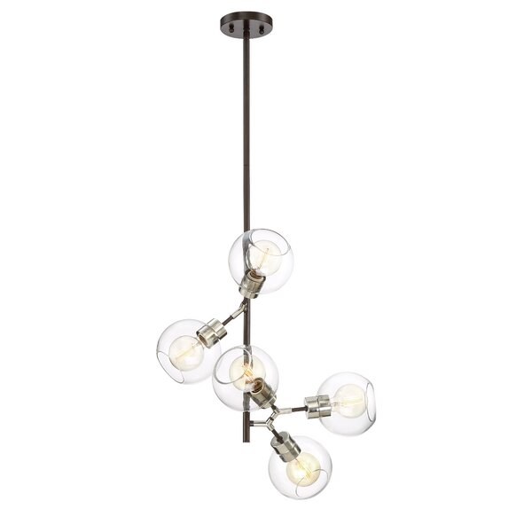 Anglin 5-Light Chandelier by Brayden Studio