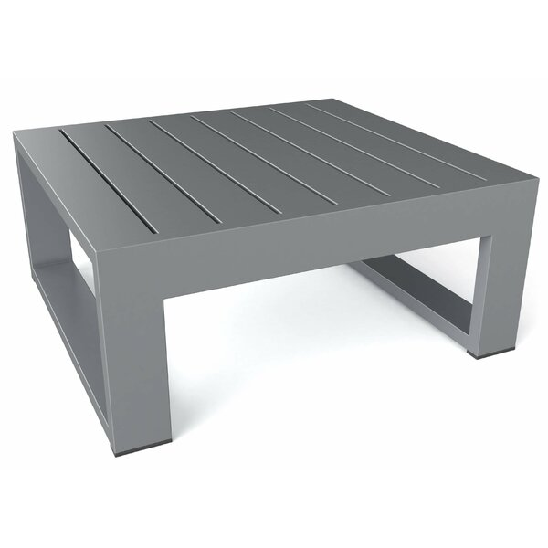 Granham Aluminum Side Table by Brayden Studio