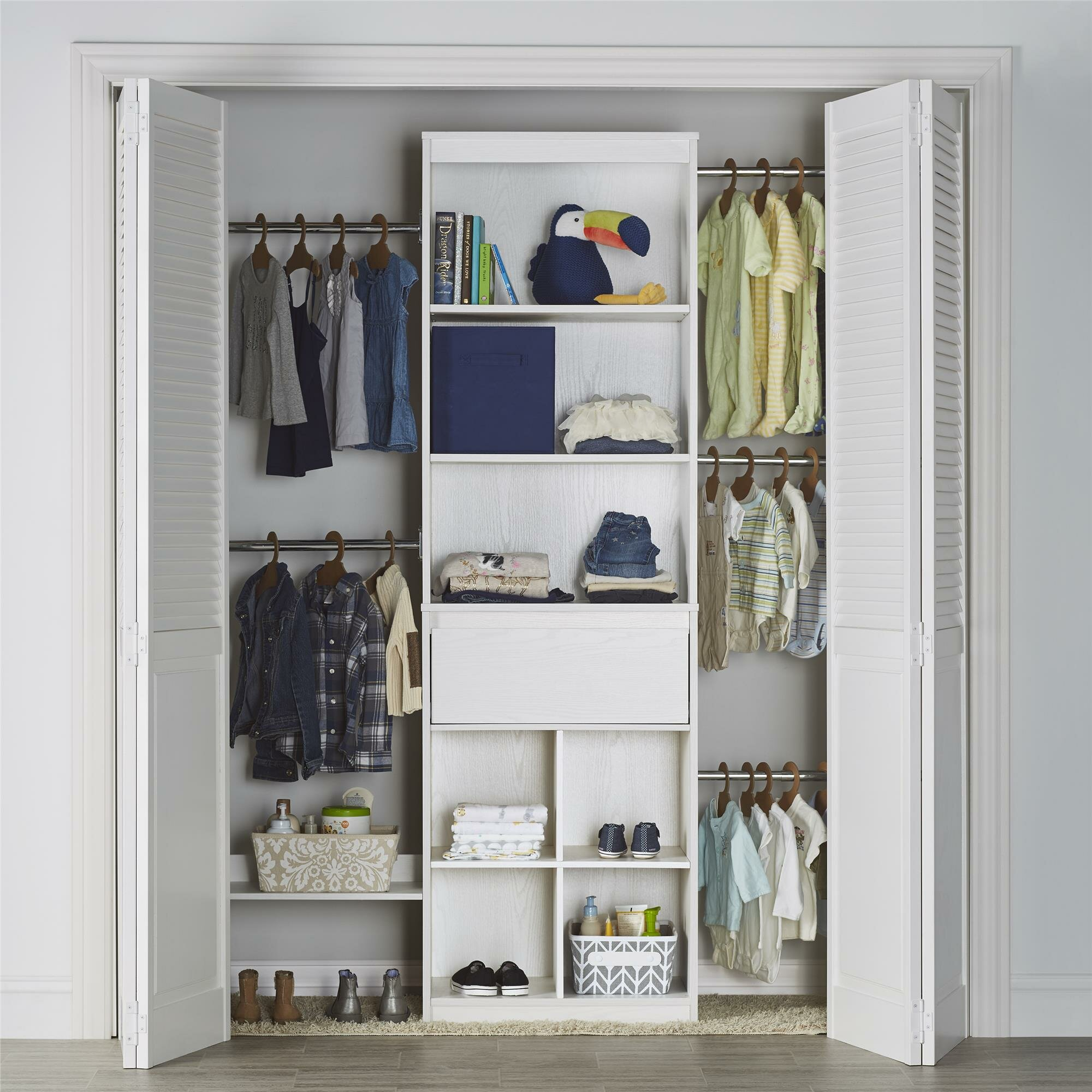 my closet algot organized perfectly system pin s ikea design tendencies