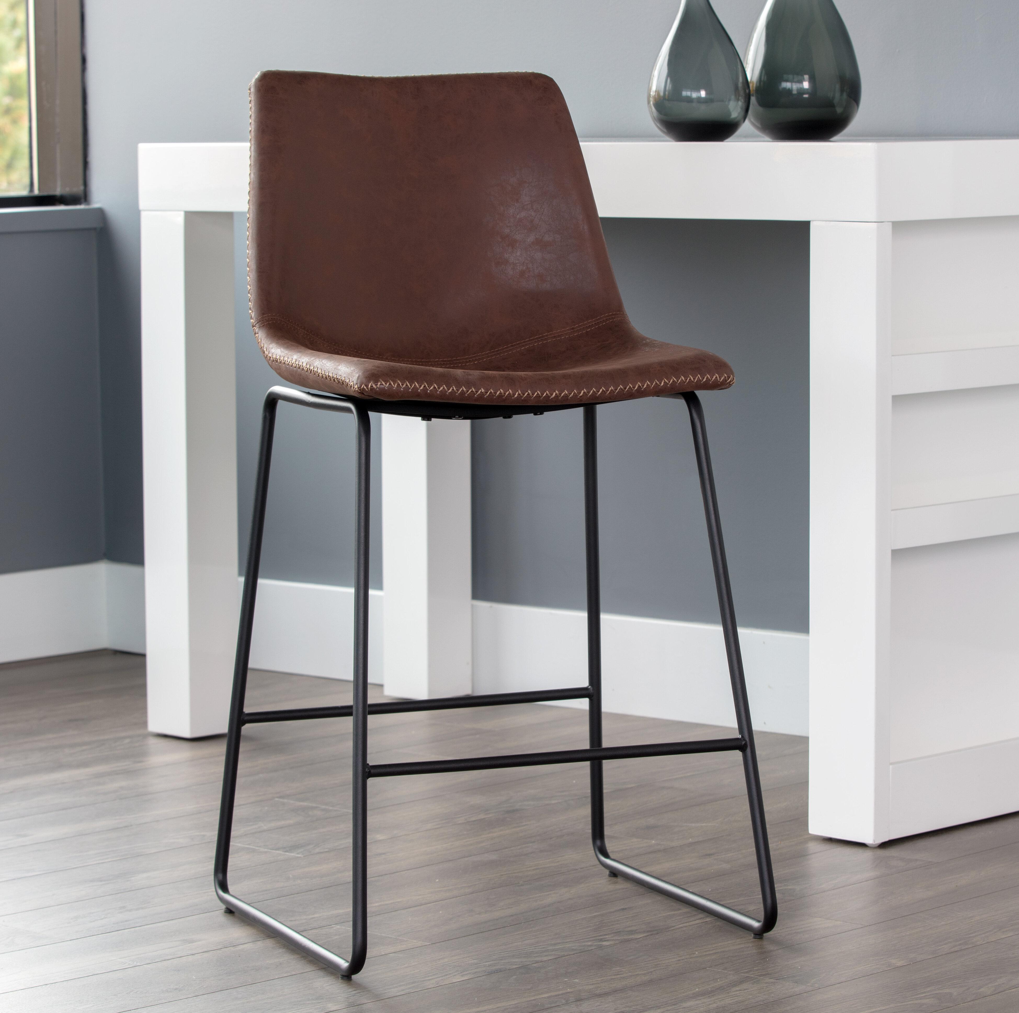Cool Cal Bar Counter Stool Bralicious Painted Fabric Chair Ideas Braliciousco
