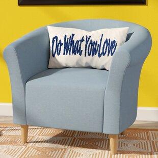 Find Liam Barrel Chair ByZipcode Design