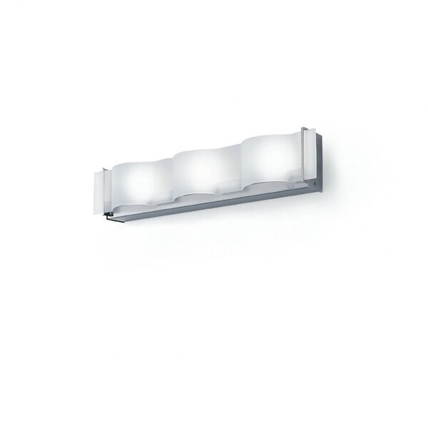 Internos 3-Light Bath Bar by ZANEEN design