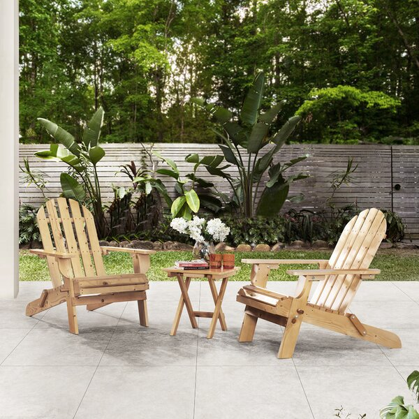 Crampton 3 Piece Bistro Set by Rosecliff Heights Rosecliff Heights