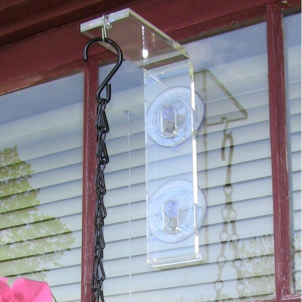 Veg Dangler Suction Cup Window Hanger by Window Garden