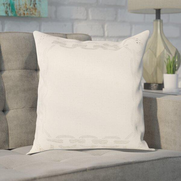 Melgoza Paisley Cotton Throw Pillow (Set of 2) by Brayden Studio