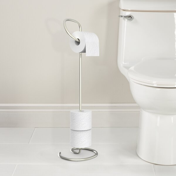 Loo Free Standing Toilet Caddy by Better Living Products
