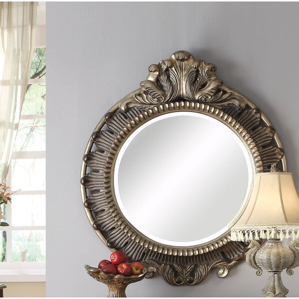 Simon Accent Mirror by Astoria Grand