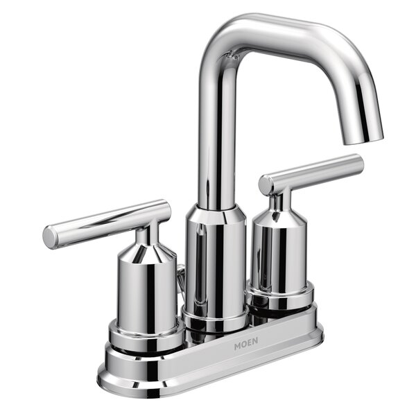 Gibson Centerset Bathroom Faucet by Moen