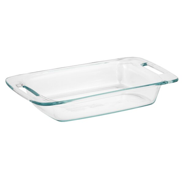 Easy Grab 2 Qt. Oblong Baking Dish by Pyrex