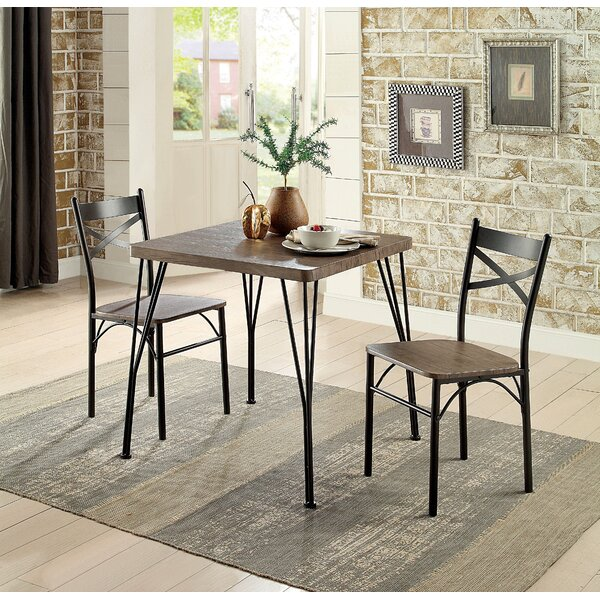 Guertin 3 Piece Dining Set by Laurel Foundry Modern Farmhouse