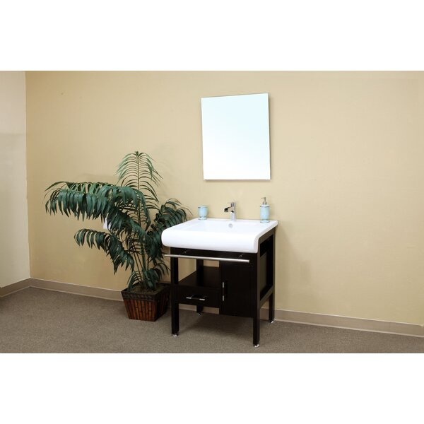 29 x 23.5 Mirror by Bellaterra Home