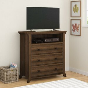 bedroom media chest. Plumville 3 Drawer Media Chest Chests You ll Love  Wayfair