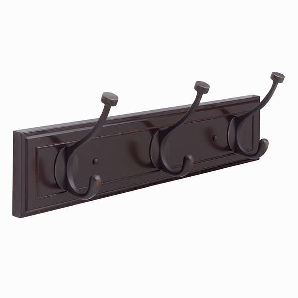 Wall Mounted Hook Rack by Amerock