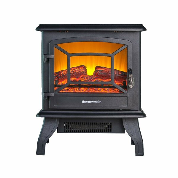 Narbonne Electric Fireplace By Charlton Home