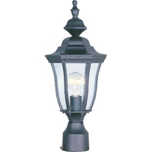 Price comparison Forontenac Outdoor Post Lantern By Darby Home Co