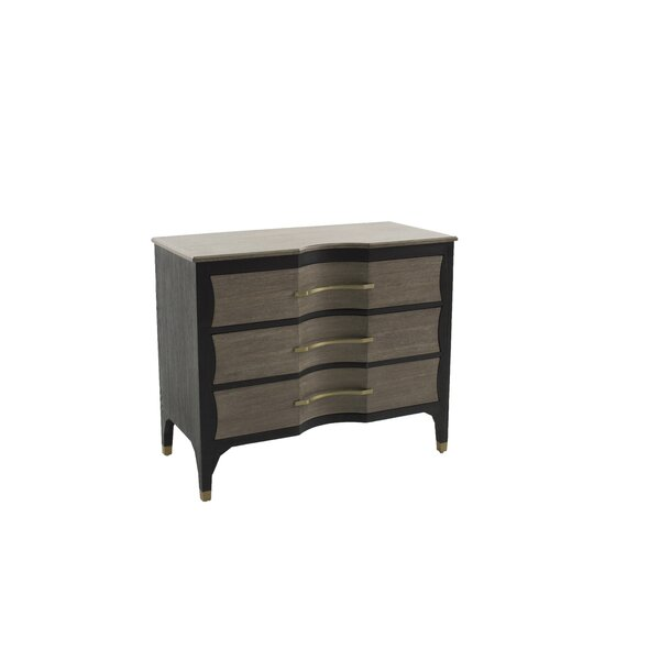 Spencer 3 Drawer Dresser by Gabby