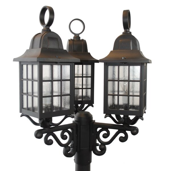 Flickinger 3-Light Lantern Head by Darby Home Co
