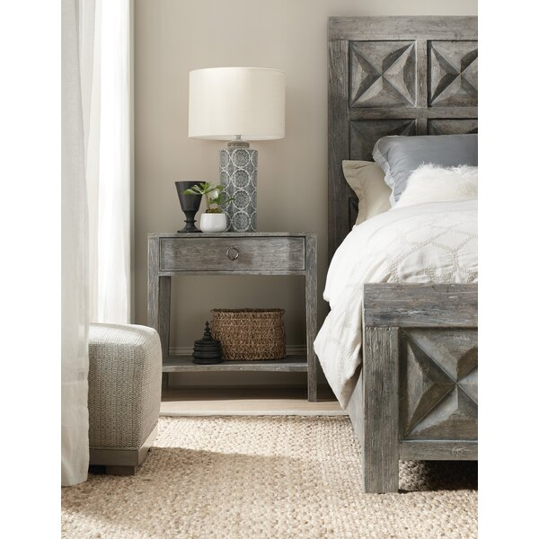 Beaumont 1 Drawer Nightstand by Hooker Furniture