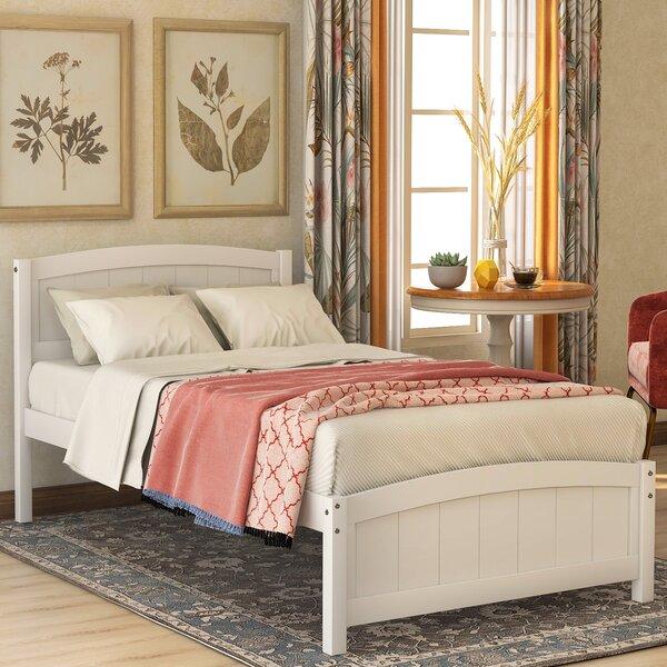Platten Wood Twin Platform Bed by Red Barrel Studio