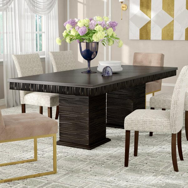 Cadogan Extendable Dining Table by Willa Arlo Interiors