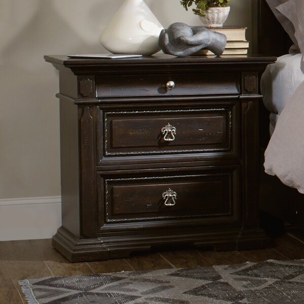 Treviso 3 Drawer Bachelors Chest by Hooker Furniture