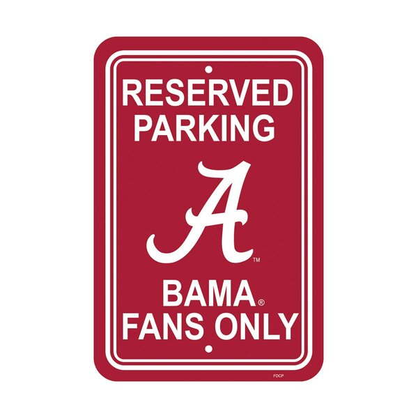 NCAA Parking Sign by NeoPlex