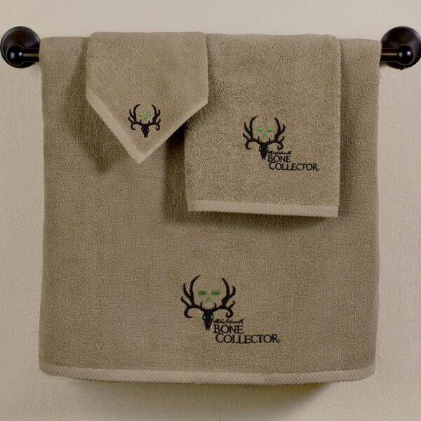Hand Towel by Bone Collector