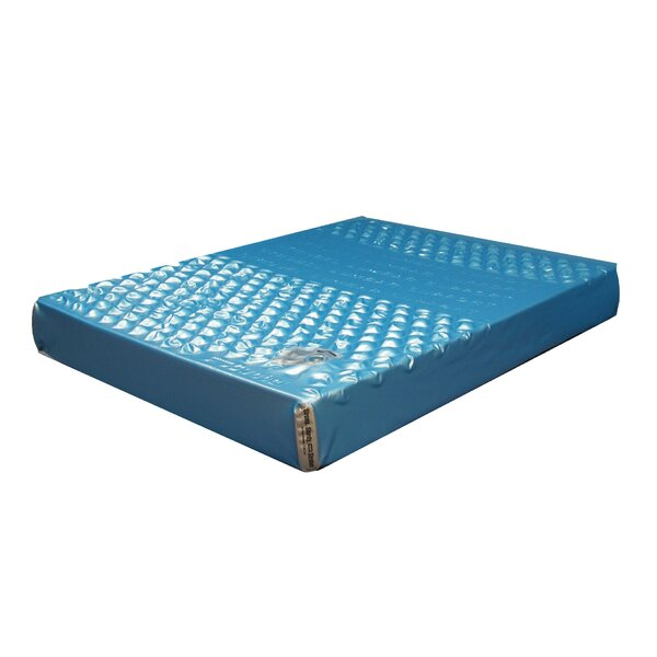 Leak-Proof Patented Waterbed Mattress Hydro-Support 2000dw by Strobel Mattress
