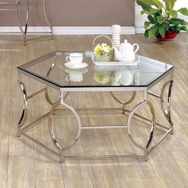 Fisher Coffee Table By Orren Ellis