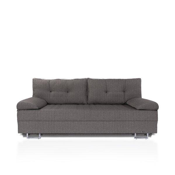 Jolien Fabric Upholstery Sofa Bed by Latitude Run Latitude Run