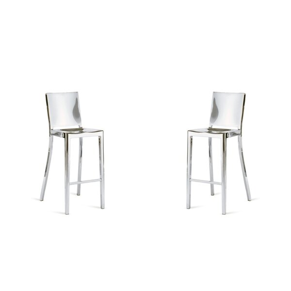 Mickleson Bar & Counter Stool (Set Of 2) By Latitude Run