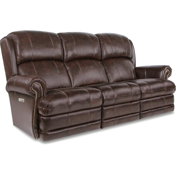 Kirkwood Power Full Reclining Sofa by La-Z-Boy