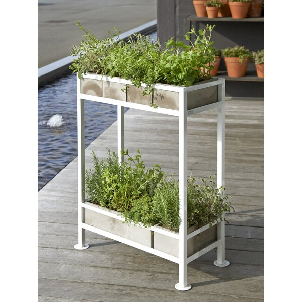 Rectangular Plant Stand by Serax