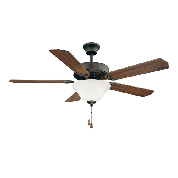 52 Garrett 5-Blade Ceiling Fan by Charlton Home