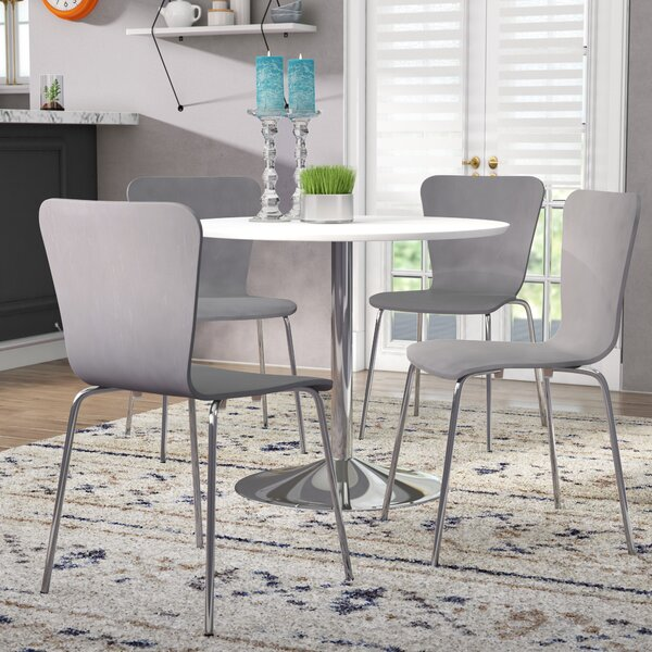 Theotis 5 Piece Dining Set by Latitude Run Latitude Run