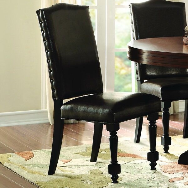 Blossomwood Upholstered Dining Chair (Set of 2) by Homelegance