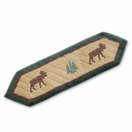 Cedar Trail Table Runner by Patch Magic