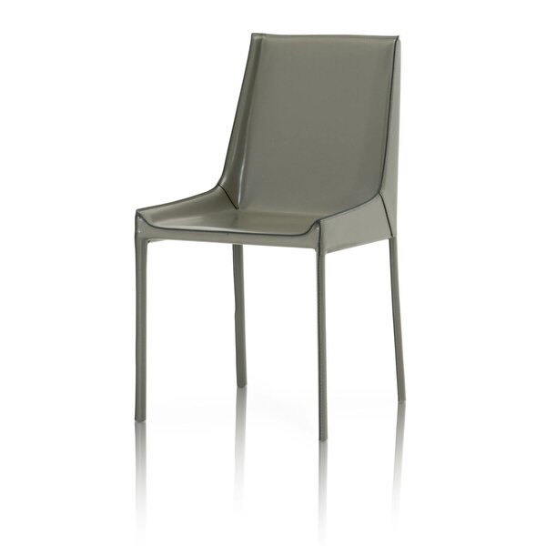 Dennie Upholstery Dining Chair (Set of 2) by Orren Ellis