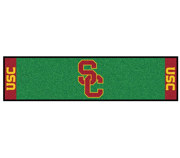 NCAA University of Southern California Putting Green Doormat by FANMATS