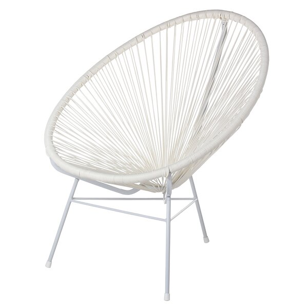Casler Basket Lounge Chair by Wrought Studio