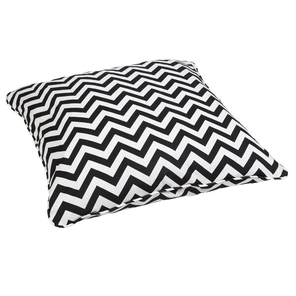 Truesdell Indoor/Outdoor Euro Pillow by Rosecliff Heights