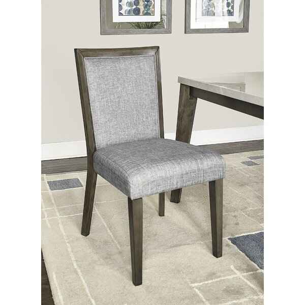Beldale Upholstered Dining Chair (Set Of 2) By Gracie Oaks