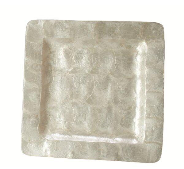 Capiz Decorative Plate by Dekorasyon Gifts & Decor